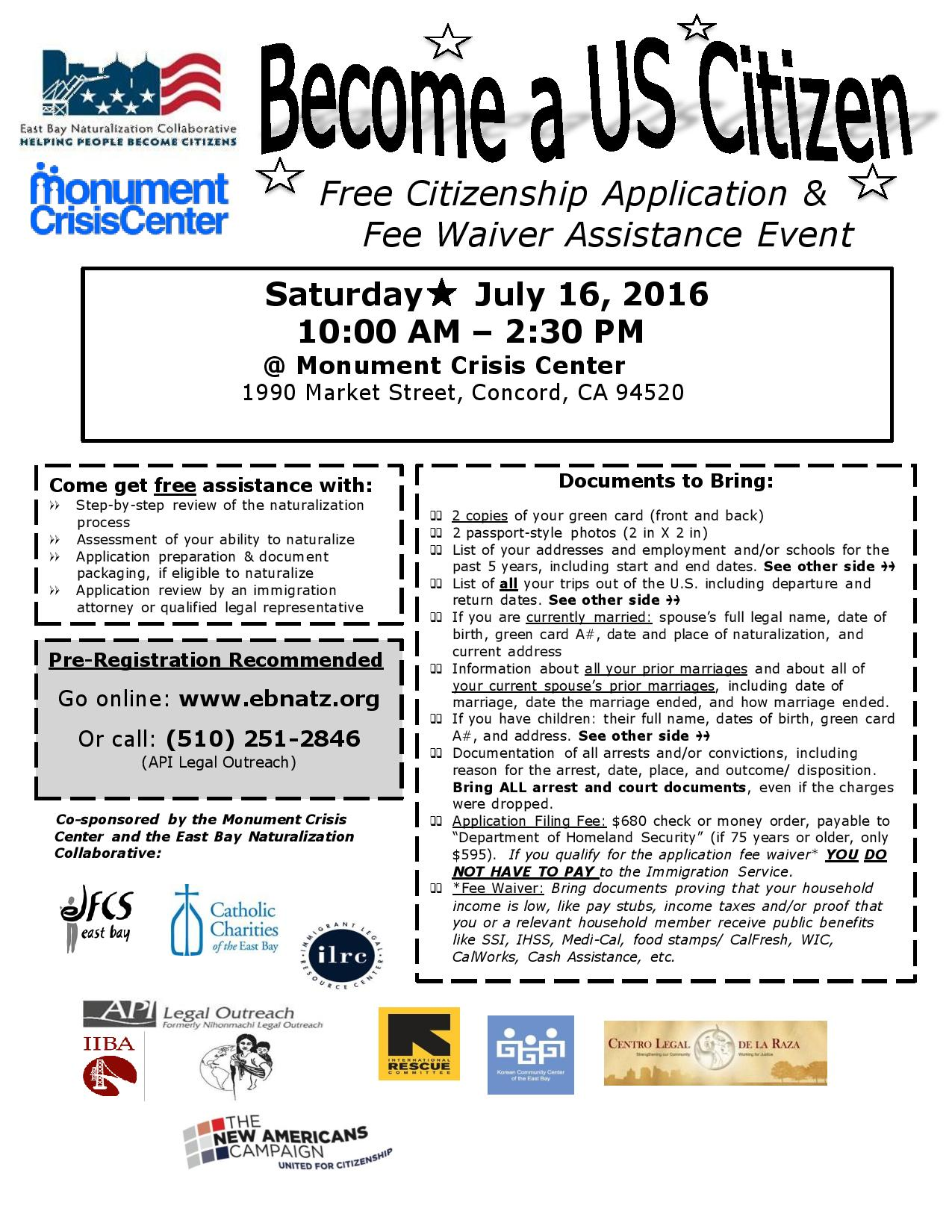 Citizenship workshop concord july 16th 2016 east bay ebnatz nac english concord july 16 2016 flyer page 001 free citizenship application falaconquin